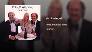 Ms. Rheingold