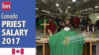 Video Priest Salary in Canada | Religious Jobs in Canada (2017) download MP3, 3GP, MP4, WEBM, AVI, FLV November 2018