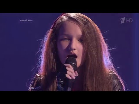 The Voice Kids RU 2016 Anna — «Nothing Else Matters» The Sing-Off | Голос Дети 3. Анна Мошкорина
