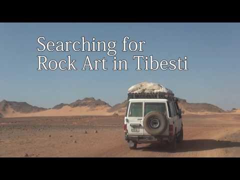 Searching for Rock Art in Tibesti