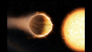 For the First Time Ever Exoplanet Found to Have a Stratosphere