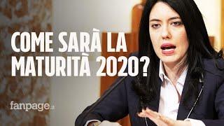 Maturità 2020, ministra Azzolina: