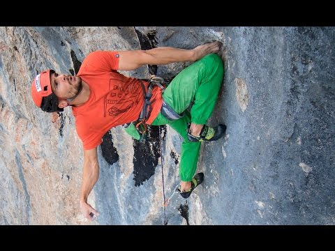 Edu Marin, Wogü, 8c multi-pitch