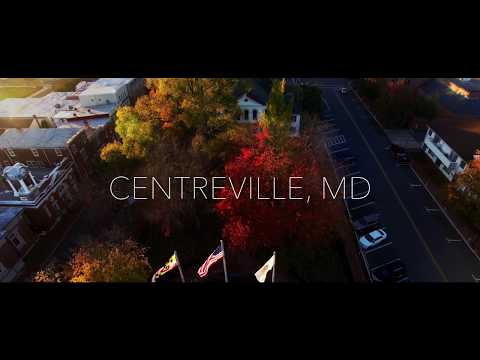 Centreville, MD Fall 2017 Edition Drone Video