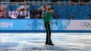 XXII Зимние Олимпийские Игры 2014  Командные соревнования  Фигурное катание  Мужчины  Произвольная п(, 2014-02-14T14:45:55.000Z)