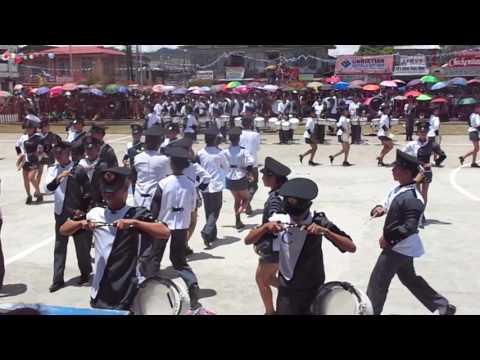 Fiesta Borongan 2016: ESNCHS BAND COMPETITION