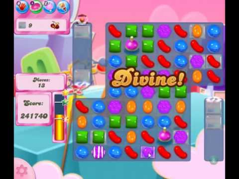 Candy Crush Saga Level 2465 - NO BOOSTERS