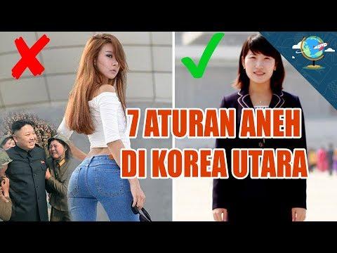 7 ATURAN ANEH KOREA UTARA