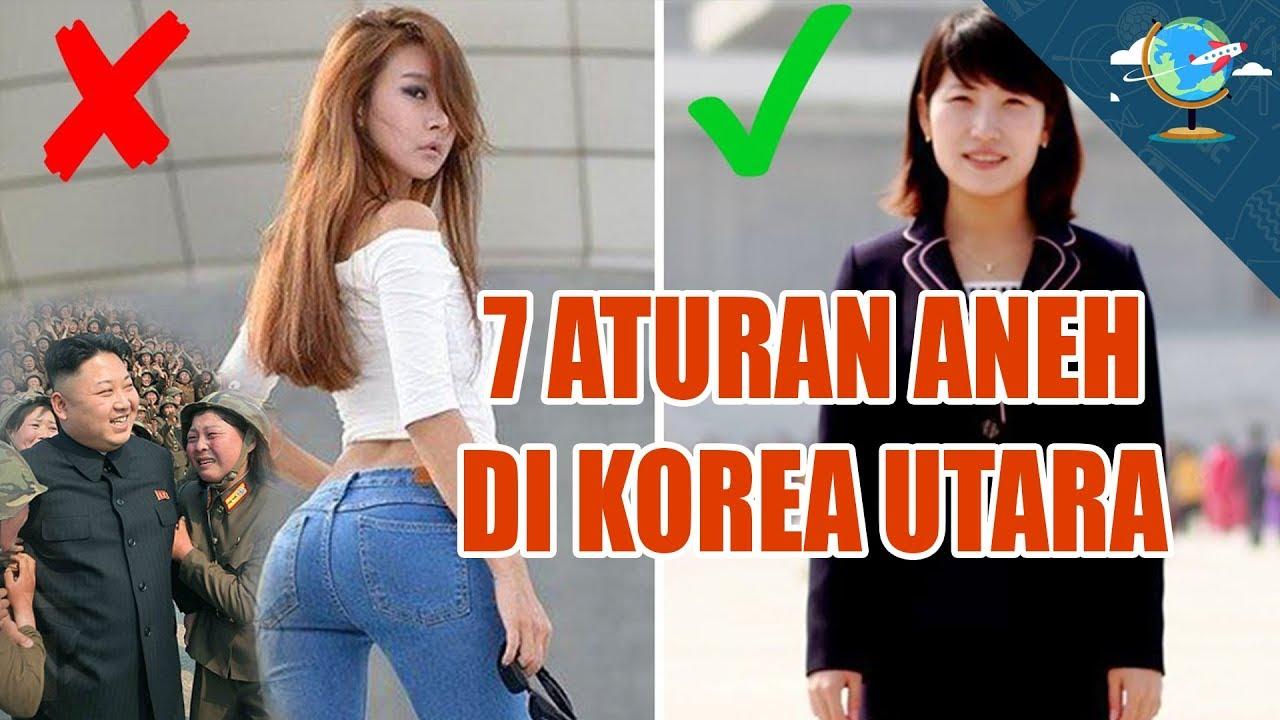 7 Aturan Aneh Korea Utara Youtube