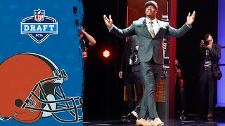 Behind the Scenes: Corey Coleman Becomes a Cleveland Brown | 2016 Draft Diary Pt. 4 | NFL