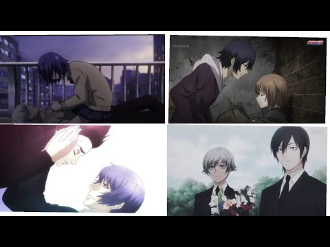 My Tokyo ghoul ships❤