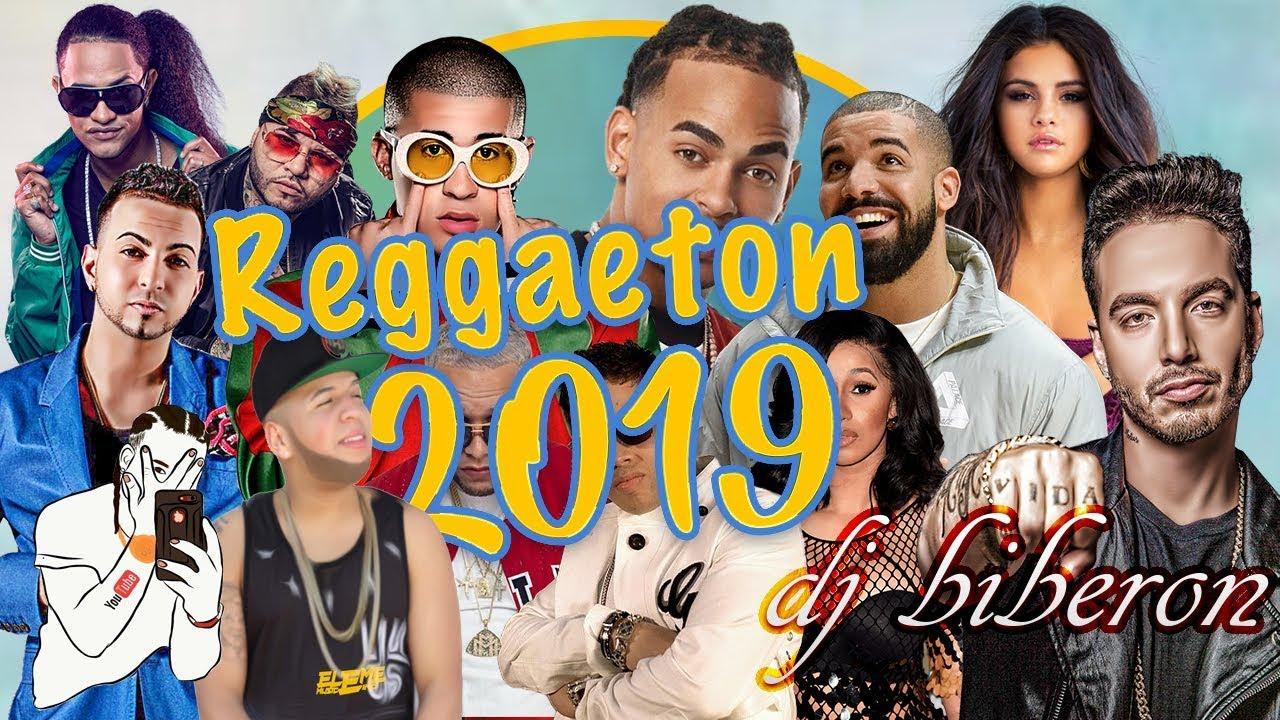 Mix De Reggaeton Mas Pegado Ozuna Bad Bunny Drake J Balvin Y Mas Youtube