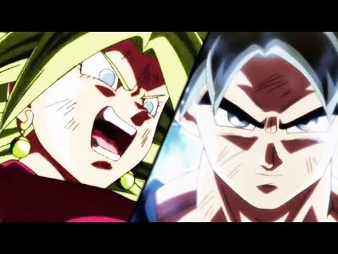 Dragon Ball Super Goku Limit Break VS Kefla AMV - Centuries
