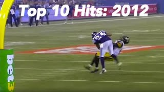 CFL Top 10 Hits of 2012