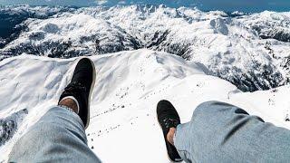 Heli-Skiing Vancouver Island