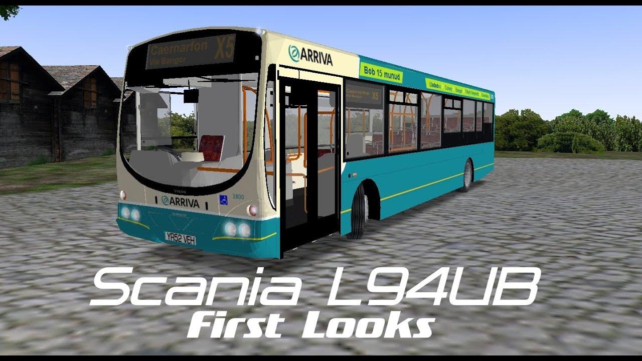 Скачать автобус на омси