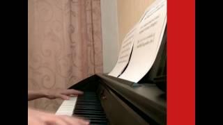 Реквием по мечте на пианино. Requiem for a dream on piano. How to play Requiem.