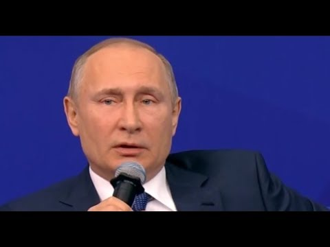 Владимир Путин провёл встречу со своими доверенными лицами.