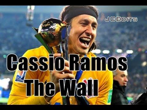 Cássio Ramos - The Wall - 2014/15