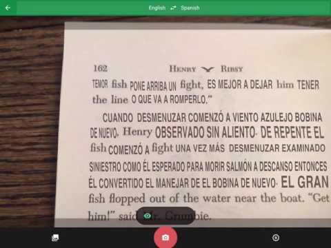 Google Translate App for iOS