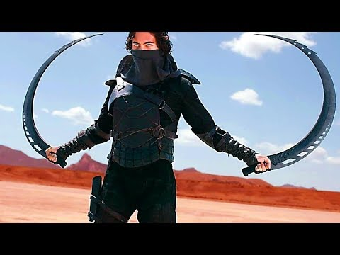 Ninja Fight seen Hollywood Best Ninja Action video