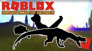 Roblox Dinosaur Simulator Halloween - PART 2 IS COMING!?  (HEADLESSAURUS REMODEL!)