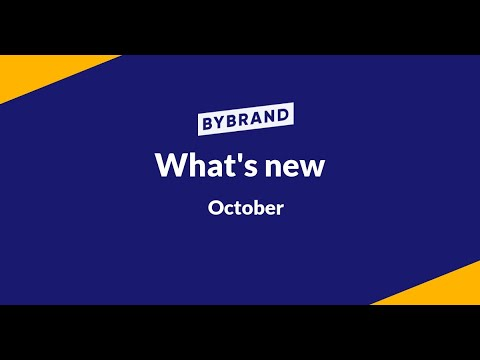 What's new in Bybrand - October 2020