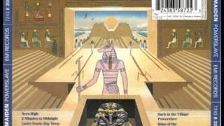 Powerslave Iron Maiden Karaoke