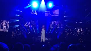 Celine Dion - Where Does My Heart Beat Now (live in Antwerp