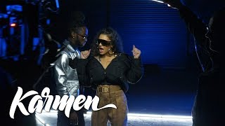 Karmen feat. Stylo G - Play Me Making Of