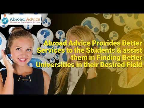 Abroad Advice | Overseas Educational Consultancy @ Hyderabad & Vijayawada