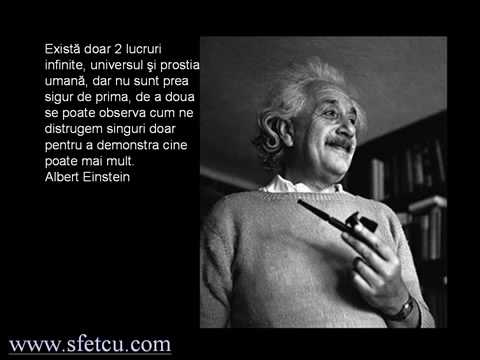 citate albert einstein Citate Albert Einstein   YouTube citate albert einstein