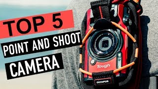 Best 5: Point and Shoot Camera 2018