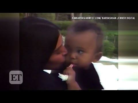 Kim Kardashian Shares Touching Family Videos with Kanye West and Kids on Her App!