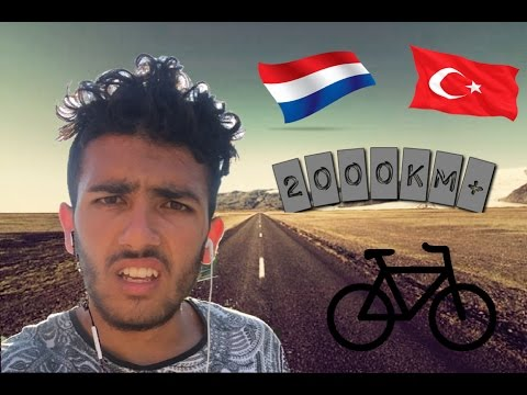Europe Bicycle Trip 2015 (only available on PC/Laptop)