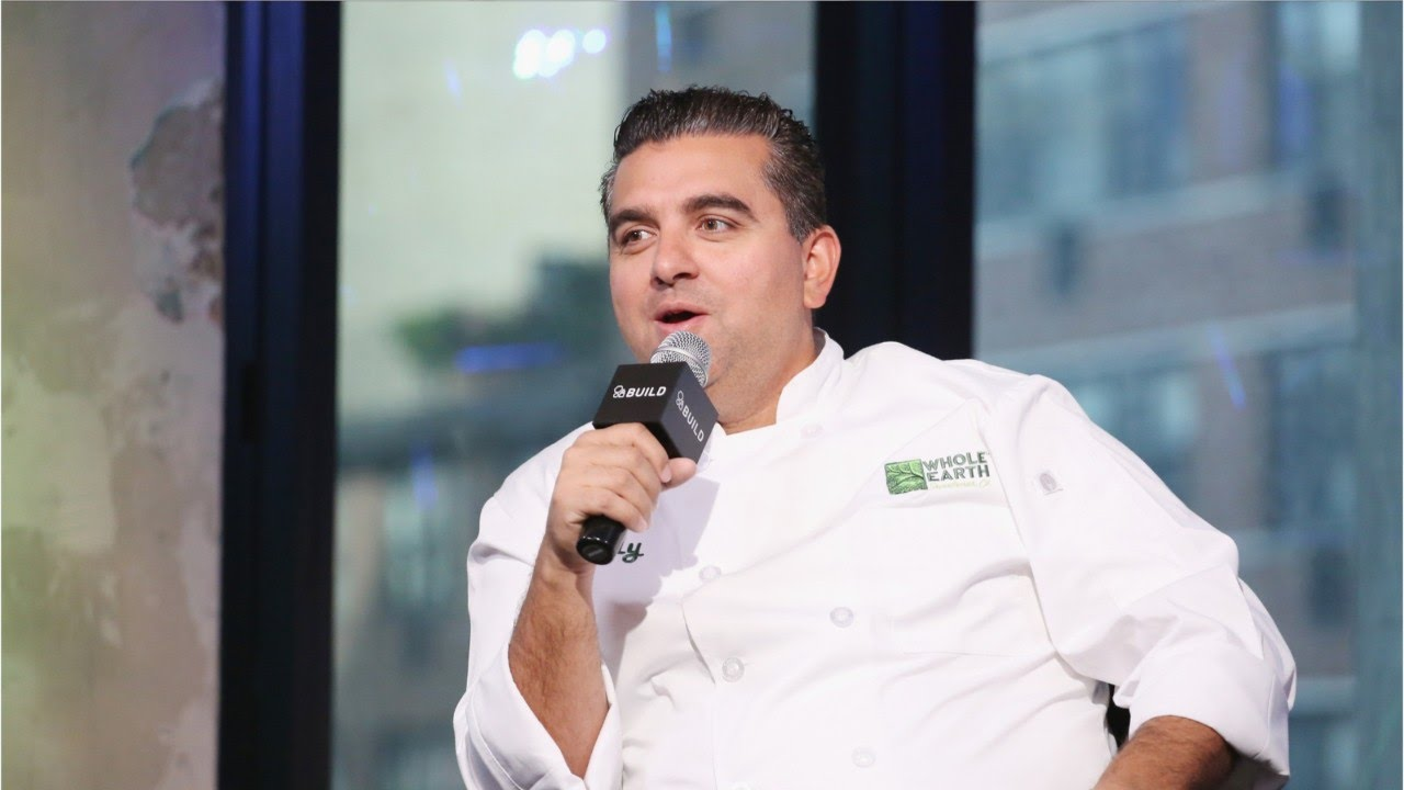 Buddy Valastro Mourns Mothers Death YouTube