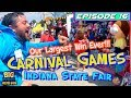 "Episode 16: ""Our Largest Win Ever!!!"" Carnival Games, Indiana State Fair - Big Wins! Arcade Show"