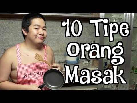 10 TIPE ORANG MASAK