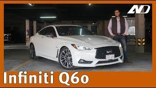 Infiniti Q60s - El auto ms bonito que ha hecho Japn