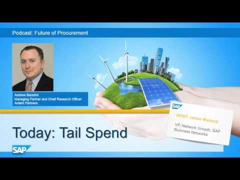 Podcast: Future of Procurement - Tail Spend