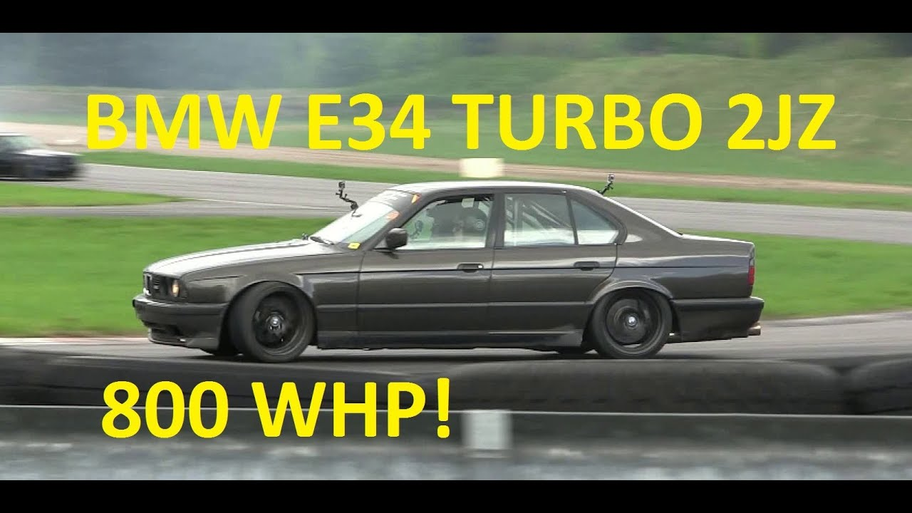 bmw e34 turbo 2jz 800 whp monster by jaas youtube. Black Bedroom Furniture Sets. Home Design Ideas
