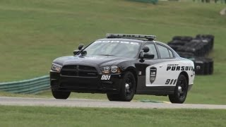 2013 Dodge Charger Police Pursuit Package - 2013 Lightning Lap - LLOINK Class - CAR and DRIVER