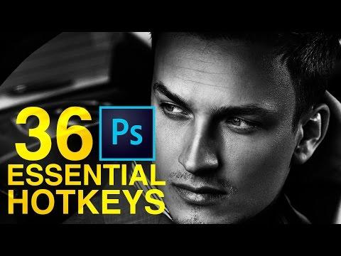 36 Essential Beginner Hotkeys For Photoshop CC
