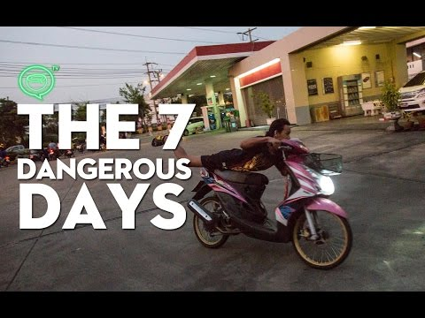 The 7 Dangerous Days | Thailand's Annual Road Death Crisis | Coconuts TV