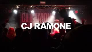 CJ RAMONE - Do You Wanna Dance - THE RAMONES