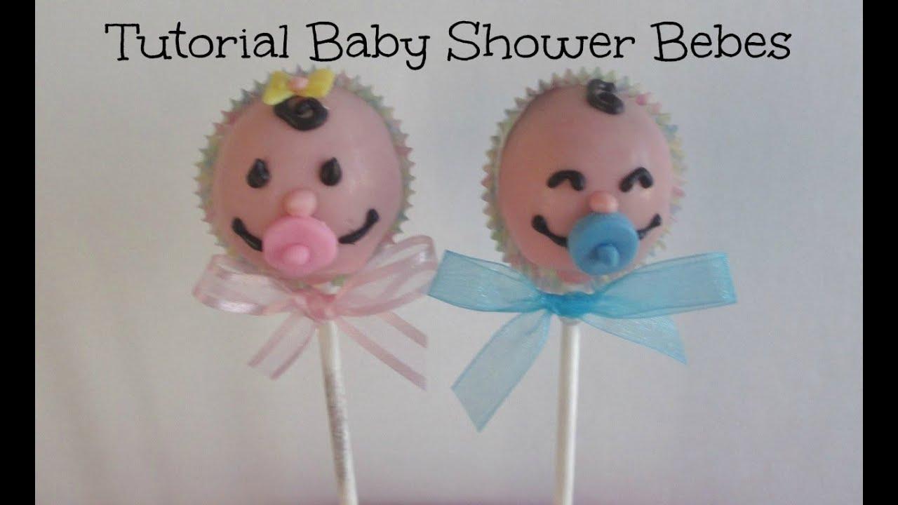 Pasteles Para Baby Shower De Nina