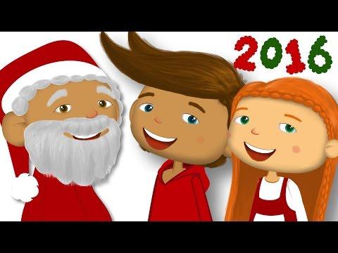 Yeni Yıl Şarkısı | Çocuk Şarkıları 2016 | Edis Ile Feris