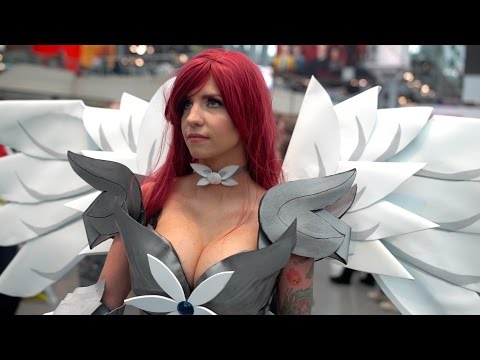 NYCC COSPLAY SPOTLIGHT PART 2 - New York Comic Con 2016