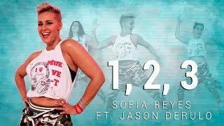 ZUMBA - 1, 2, 3 (Sofía Reyes ft. Jason Derulo & De La Ghetto) Video