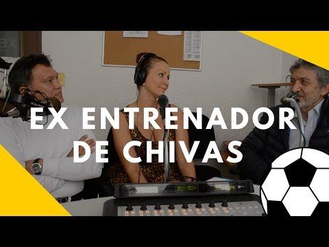 Alberto Guerra ex entrenador de Chivas y U de G | Callejón y Luna